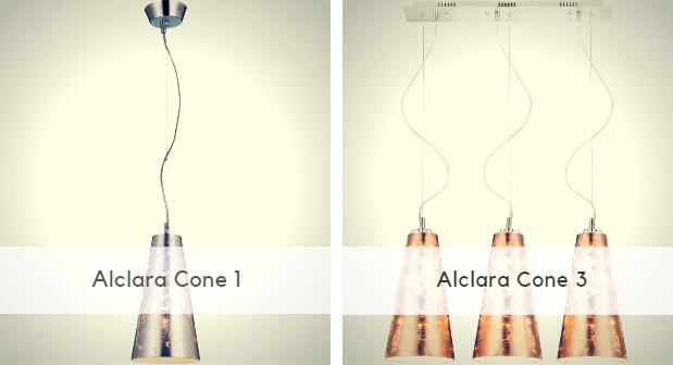 Alclara Cone 1 - 3
