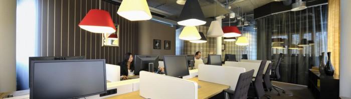 Oświetlenie miejsca pracy