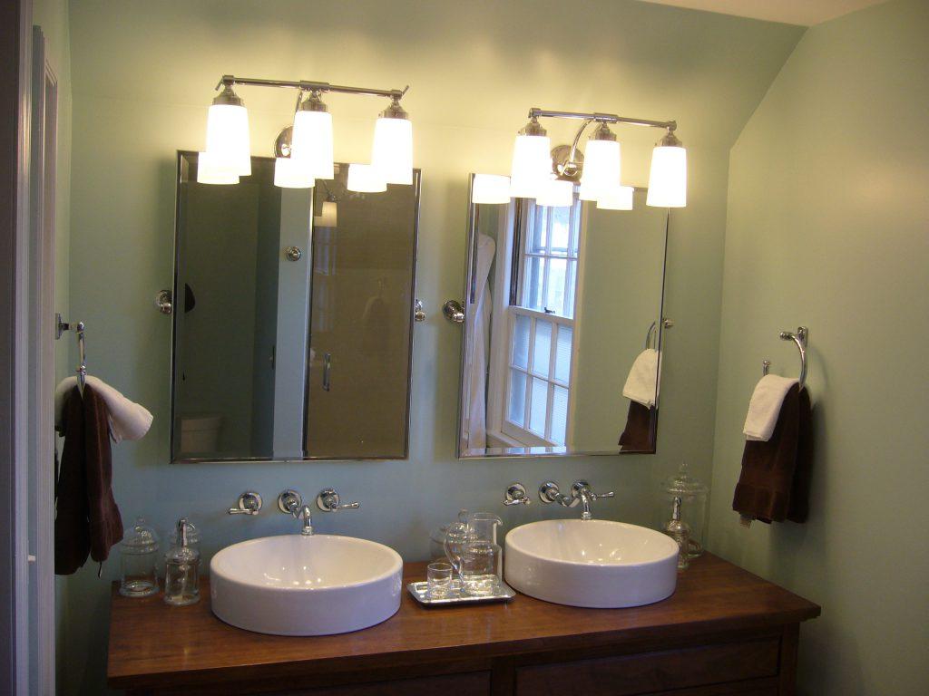 oświetlenie łazienka