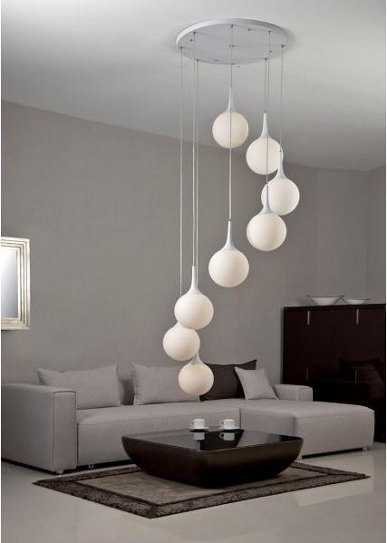lampa wisząca maxlight bolle