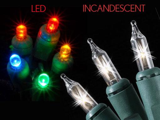 Świąteczne oświetlenie: LED vs oświetlenie żarowe