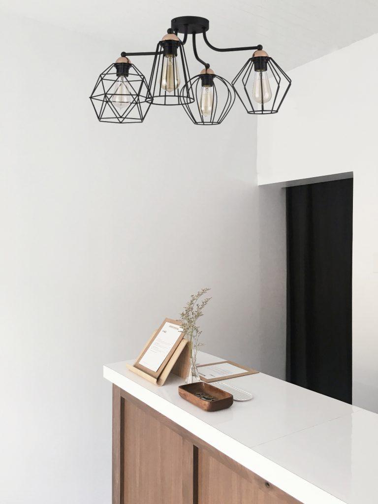 lampy do kuchni skandynawskie