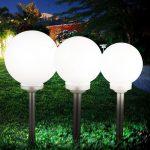 Lampa solarna globo lighting