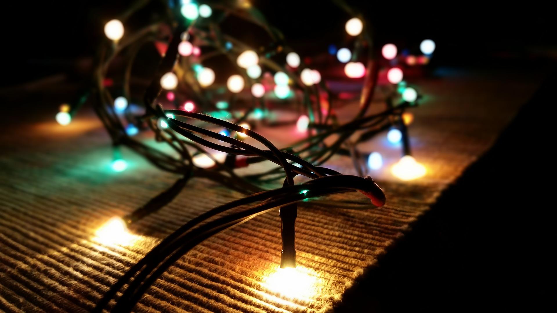 Oświetlenie świąteczne Blog A T