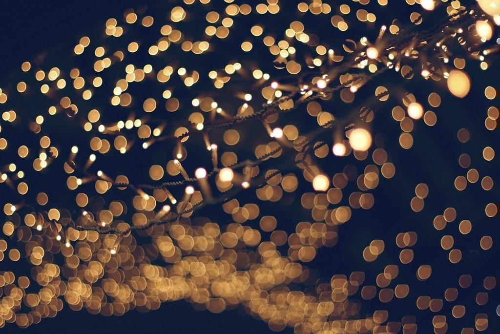 Wybitny Świąteczne zewnętrzne dekoracje świetlne | Blog A-T WH67